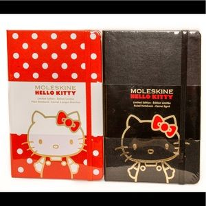 Moleskine Limited Edition Hello Kitty Notebook Set
